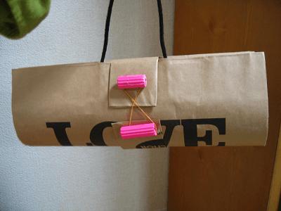 平面作品保存用 まきまきバッグ