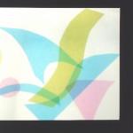 色と形と光のコラボアート